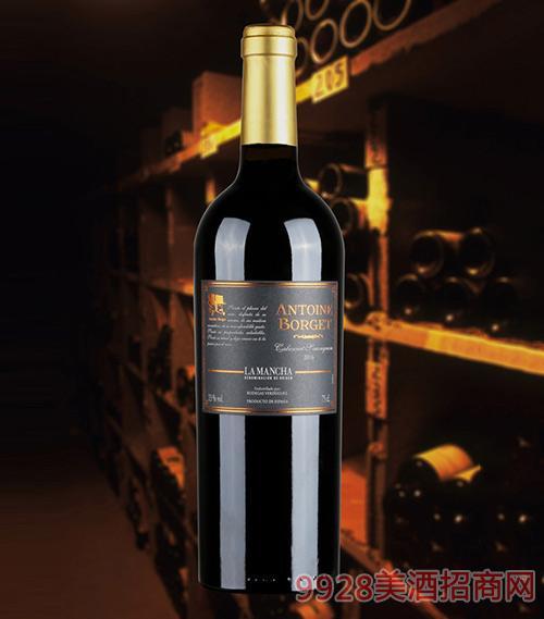 西班牙赤霞珠葡萄酒