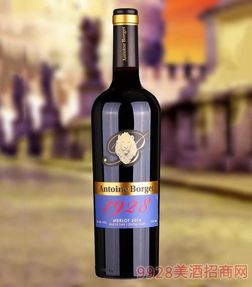 智利梅洛葡萄酒