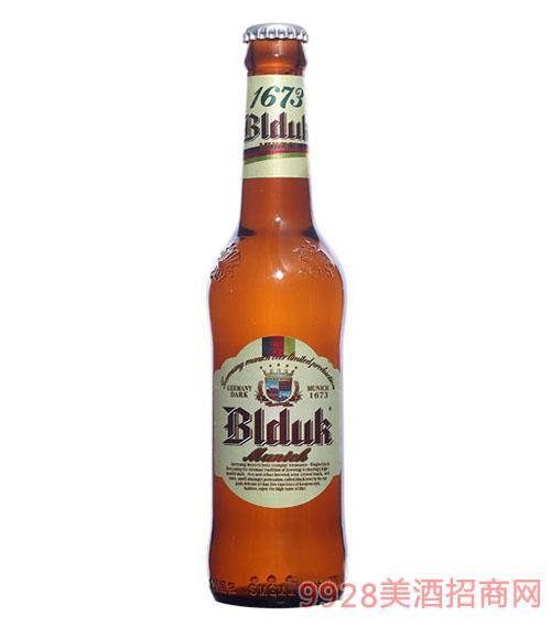 冰铂慕尼黑啤酒300ml