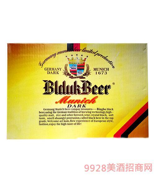 冰铂慕尼黑啤酒300mlX24瓶