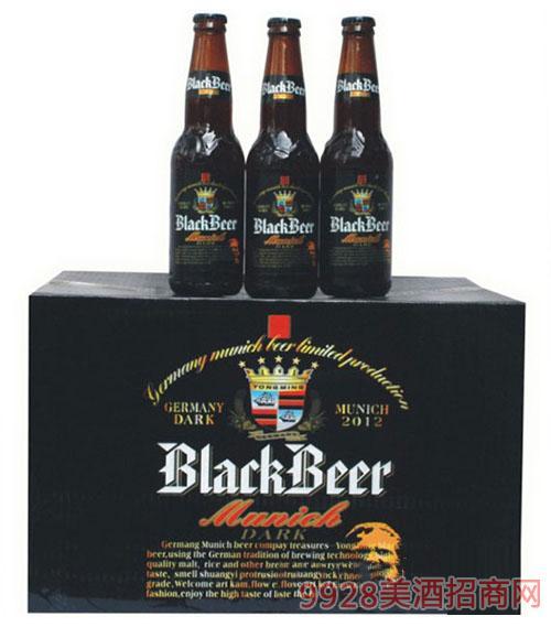 德国慕尼黑黑啤酒300mlX24瓶