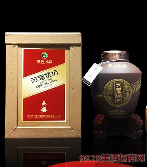 习酒烧坊-坛酒