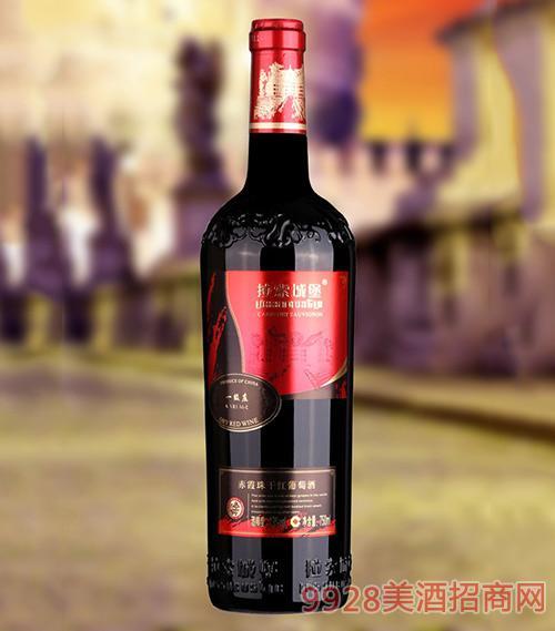拉索城堡一级庄葡萄酒