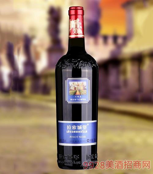 拉索城堡二级庄葡萄酒
