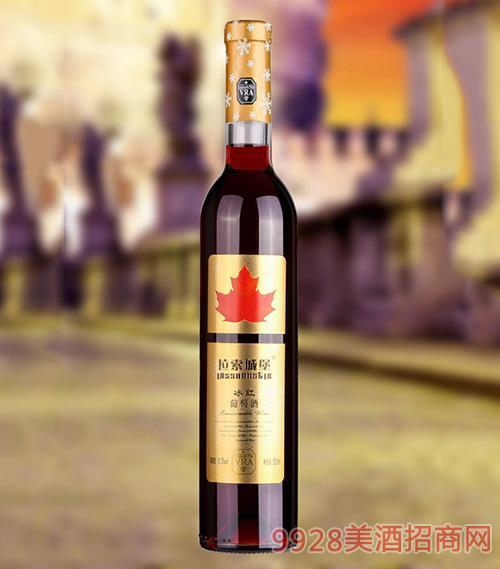 拉索城堡冰红葡萄酒