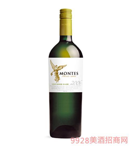 智利蒙特斯經典長相思葡萄酒