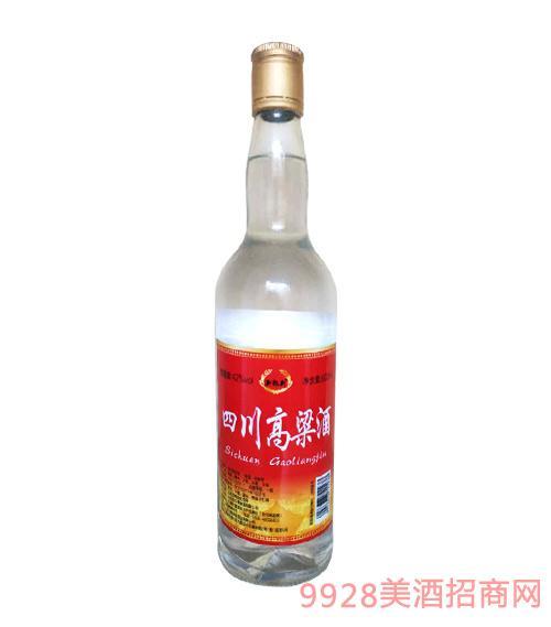 新郎新四川红高粱酒42度600ml