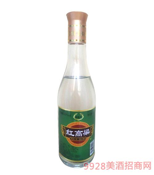 新郎新红高粱酒42度450ml绿标