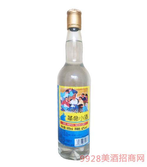 革命小酒·人民公社42度600ml