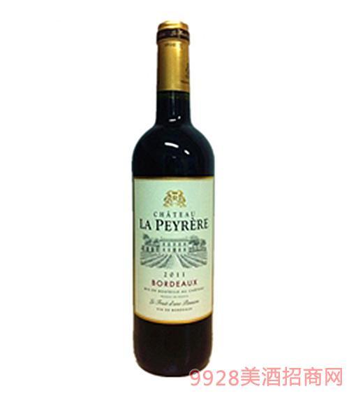 法国贝芮古堡干红葡萄酒