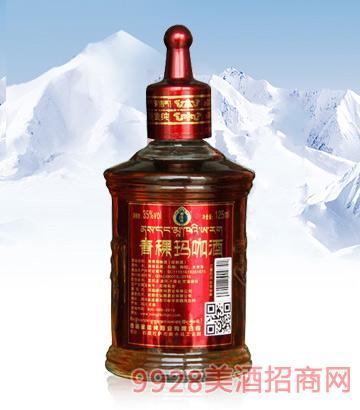 藏佳纯青稞玛咖酒125ml