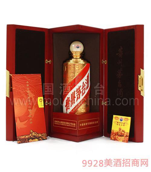 50年陈年茅台酒(中国体育代表团金 牌酒)