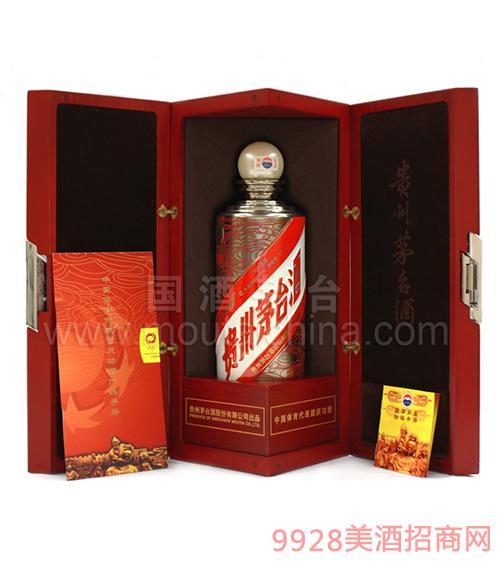 30年陈年茅台酒(中国体育代表团银牌酒)