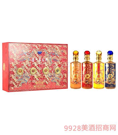 年份茅台酒珍藏套装(金奖百年)