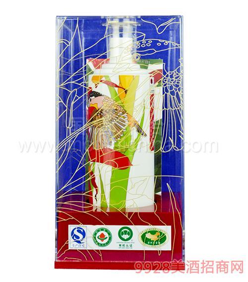 贵州茅台酒(园博会花卉系列)