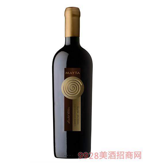 智利魅塔家族珍藏赤霞珠紅葡萄酒