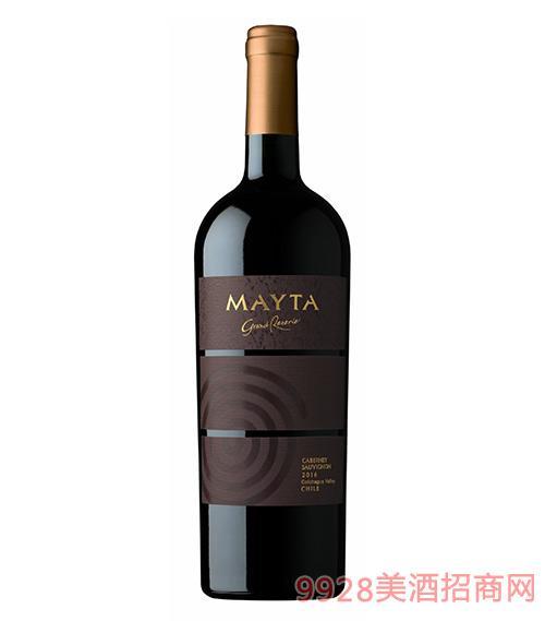 智利魅塔特藏赤霞珠紅葡萄酒