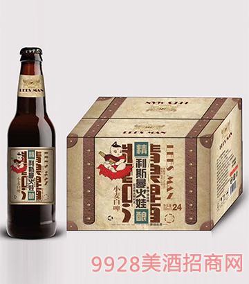 利斯曼火娃精酿小麦白啤330mlx24