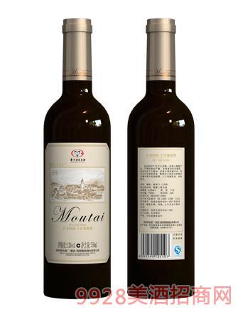 白金国品干红葡萄酒12度750ml