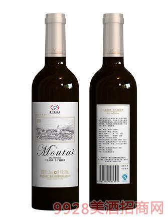 白金国典干红葡萄酒12度750ml