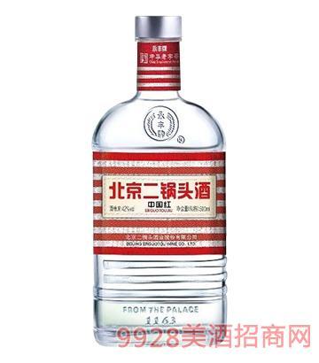 印象北京二锅头·中国红