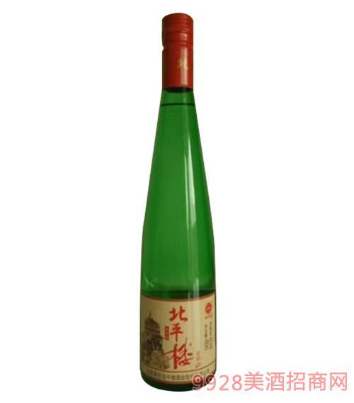 北平楼酒绿瓶装全国招商中