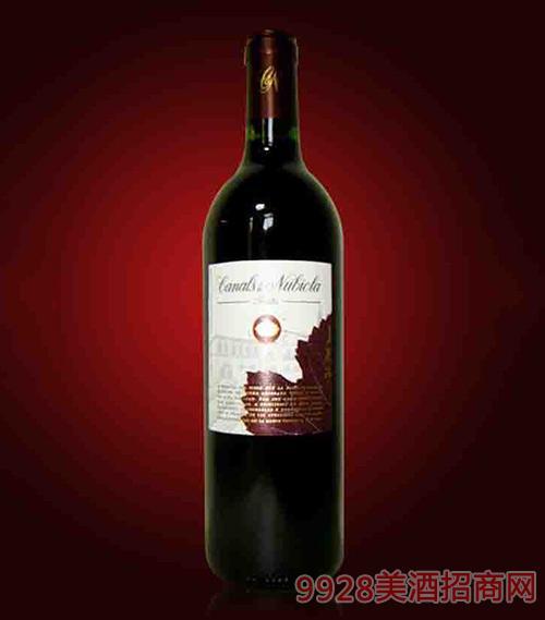 西班牙卡努干红葡萄酒
