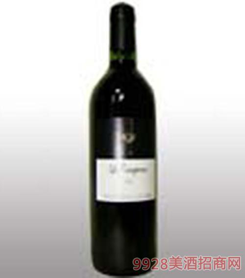 西班牙拉坎帕那干红葡萄酒