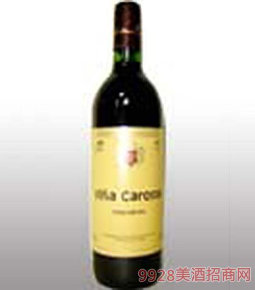 西班牙比那卡罗萨干红葡萄酒