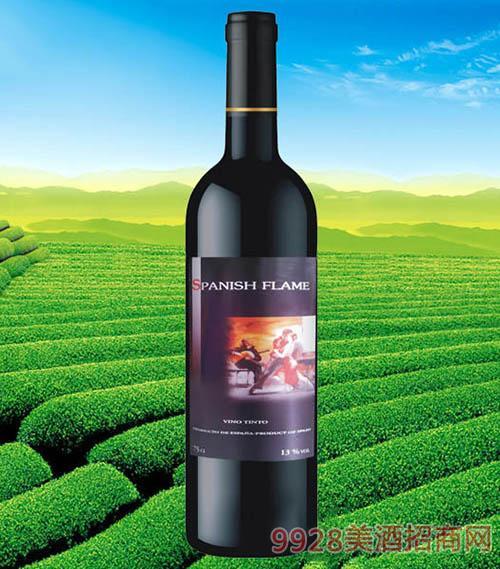西班牙4号葡萄酒