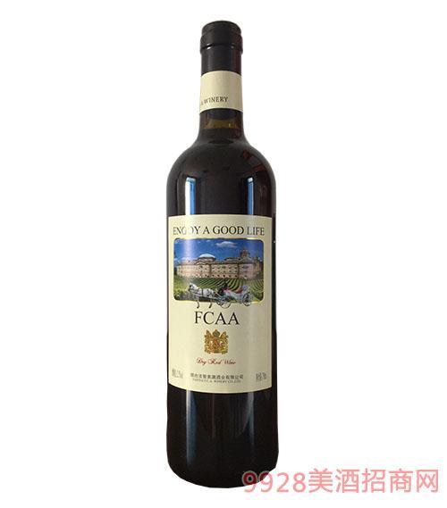 法智美澳干红葡萄酒12.5度750ml