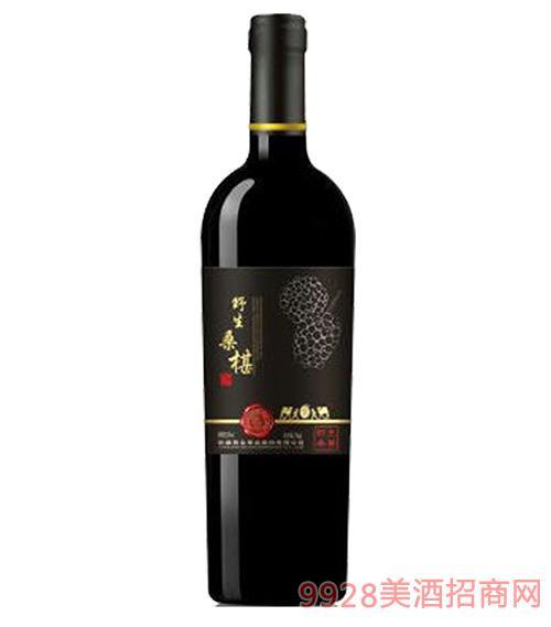 野生桑椹红酒