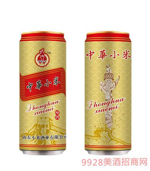 中華小米啤酒500mlx12(罐装)