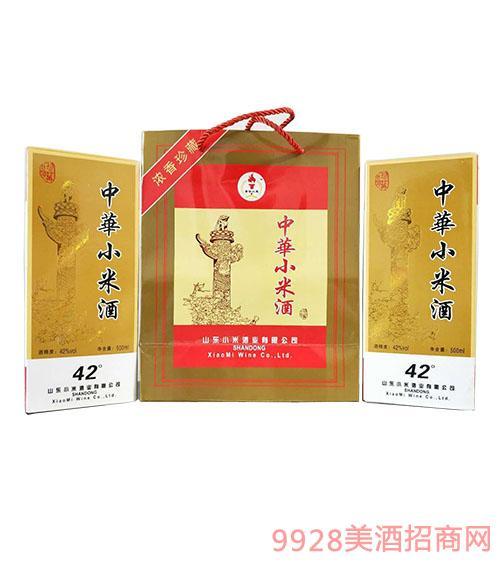 中華小米酒浓香珍藏42度500ml