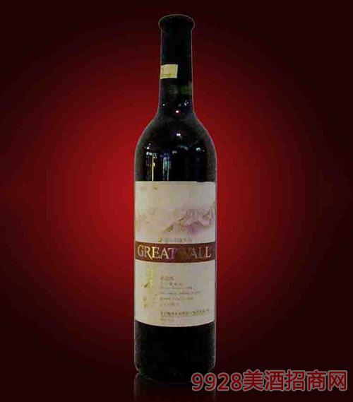 长城赤霞珠2000干红葡萄酒