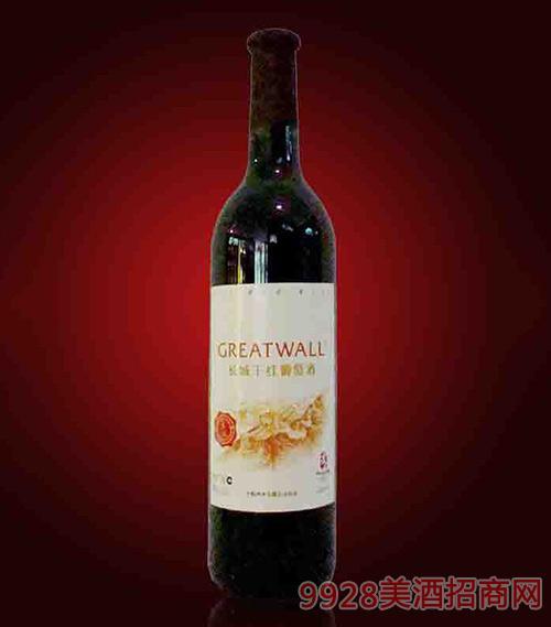 长城至醇干红葡萄酒