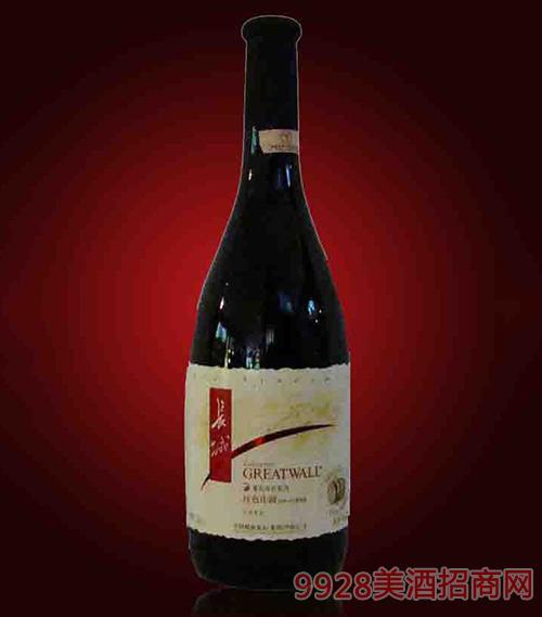 烟台长城红色庄园橡木筒葡萄酒