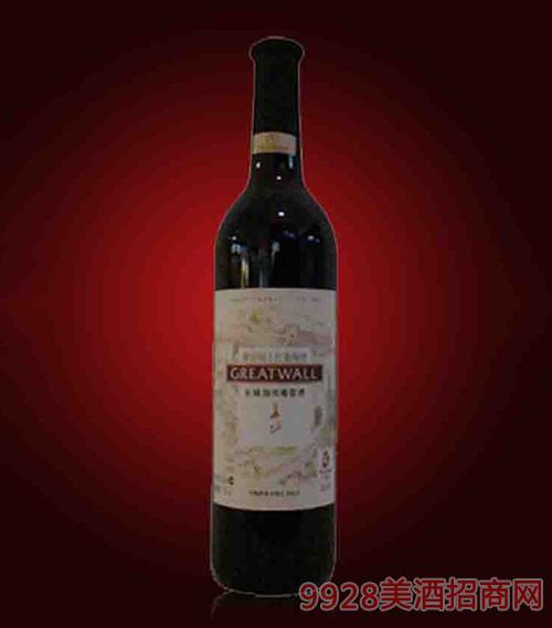 烟台长城解百纳干红葡萄酒