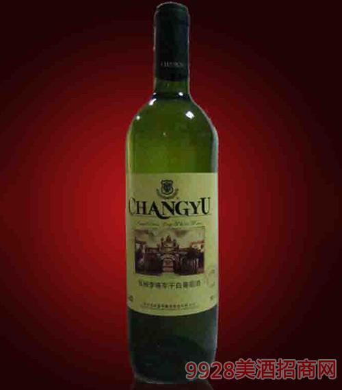张裕李将军干白葡萄酒