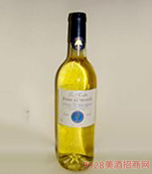 法国金橡树冯卡赛特半甜干白葡萄酒