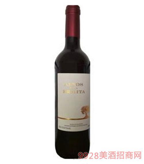 西班牙爱途仕(ALTOS)无醇干红葡萄酒