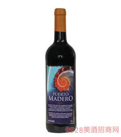 西班牙凤凰堡无醇干红葡萄酒