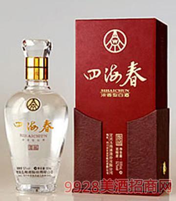 四海春酒木盒装