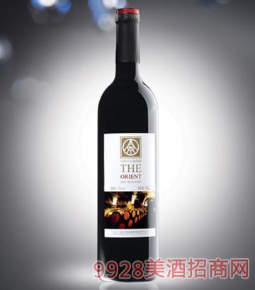 ��洲干�t葡萄酒11度750ml