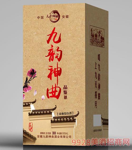 九韵神曲品鉴酒500ml