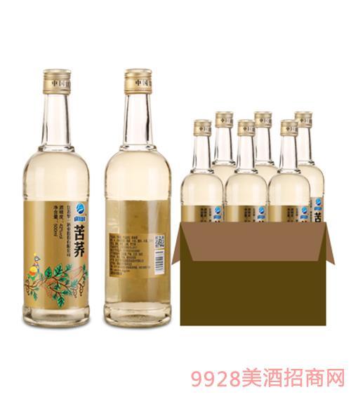 苦荞酒光瓶酒