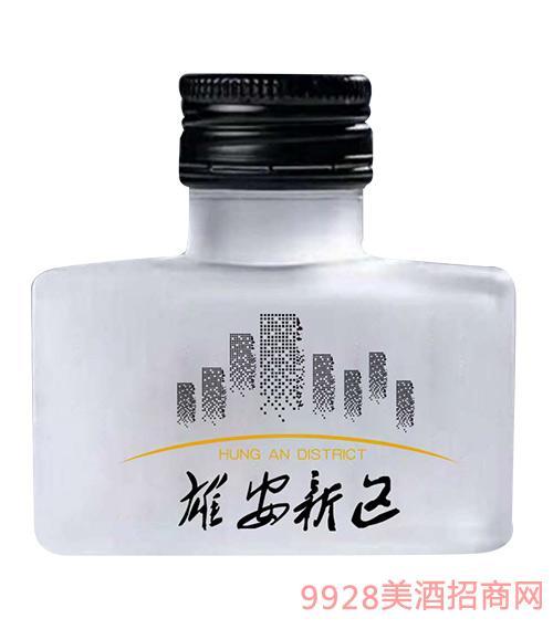 京今�雄安新�^酒�o念版100ml