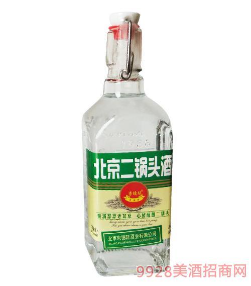 京德旺北京二锅头(绿)42度500ml