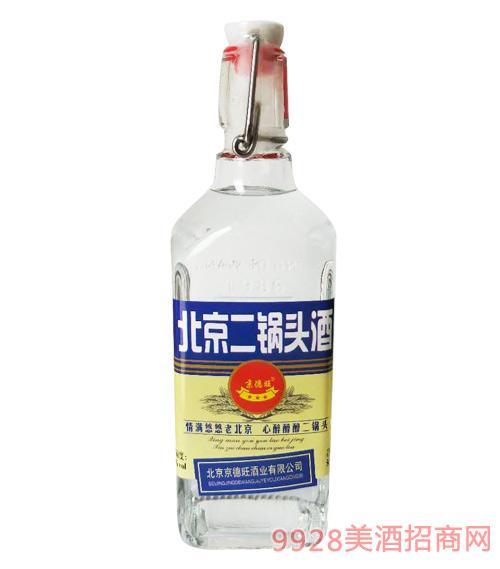 京德旺北京二锅头(蓝)42度500ml