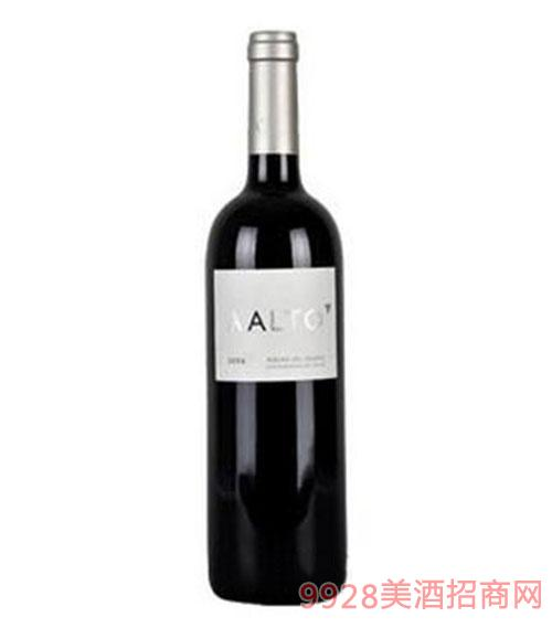 西班牙阿尔托酒庄干红葡萄酒